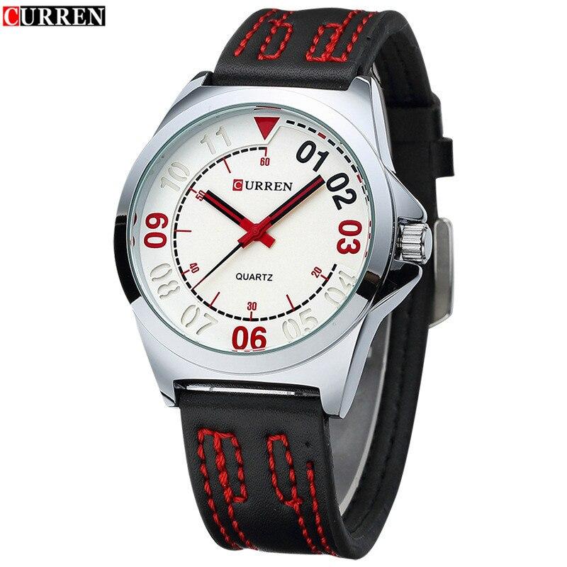 FASHION Men Quartz Watch Belt Popular Watch Big Dial Business Trend Mens Retro Outdoor Neutral Wrist Belt Big Dial Man