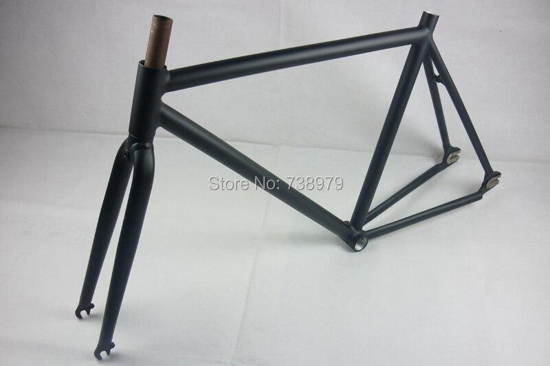 52cm Super Light cycling Track Bike Frame Frameset Road racing ...