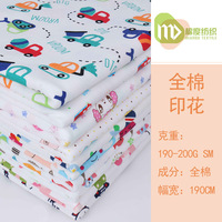Baby Diapers 100 Cotton Towel Slobber Children 40 S Cotton Printed Underwear Wholesale