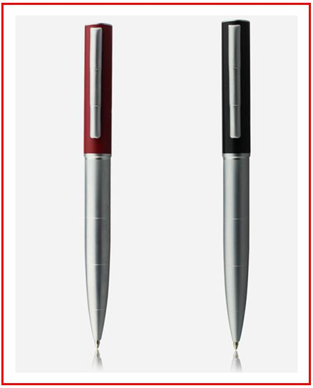 XL104 Metal pen of ball pen for lacquer finishing can make your logo for promotion metal ballpoint pen