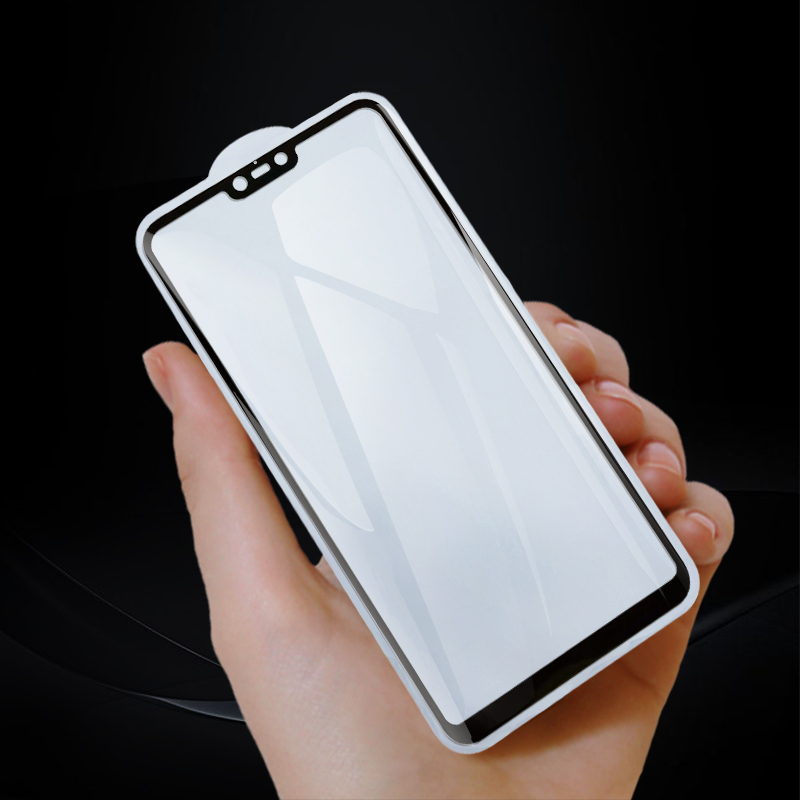 Image 5 - Mofi for xiaomi a2 lite glass redmi note 6 pro glass for xiaomi redmi note 7 glass protect mi 8 lite redmi 5 plus tempered glass-in Phone Screen Protectors from Cellphones & Telecommunications on