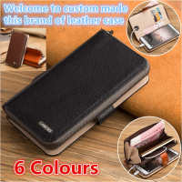 QH08 Genuine leather flip case with card holder wallet for Xiaomi Redmi 5 Plus(5.99') phone case for Redmi 5 Plus phone bag