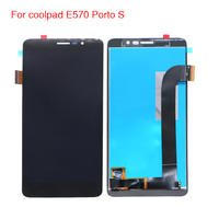 High Quality For Coolpad E570 Porto S LCD Display Touch Screen Digitizer Assembly With Free Tools