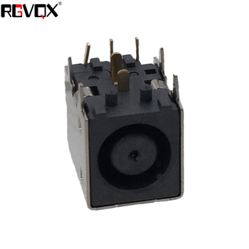10Pcs New PJ357 DC Jack for DELL Inspiron N5020 N5030 M5030 DC076 Laptop Socket Power Replacement 5pcs lot new pj847 dc jack for dell 14 i3451 dc power jack with cable laptop replacement repair