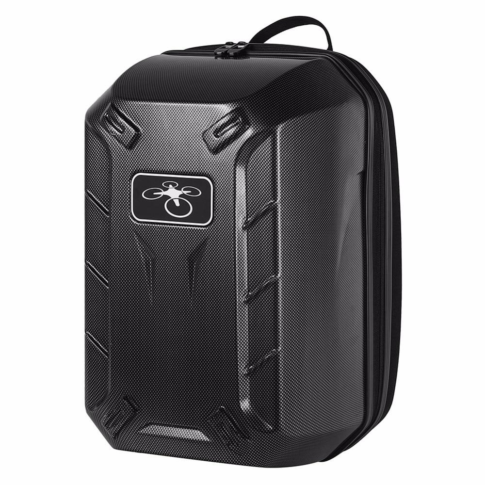 цена на Phantom 4 backpack Phantom 4 Case Waterproof Backpack Carry Case Hard Shell Box for DJI Phantom 4 Pro/Pro Quadcopter
