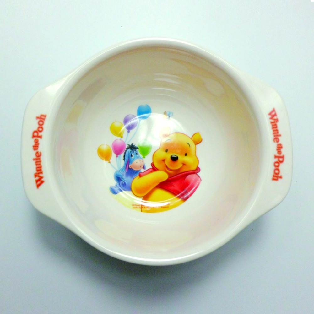 Winnie the Pooh Shock resistant Bowl Melamine Rice Bowl Top grade Fruit Tray Melamine Tableware For Dinner Soup Bowl for Kid-in Bowls from Home u0026 Garden on ... & Winnie the Pooh Shock resistant Bowl Melamine Rice Bowl Top grade ...