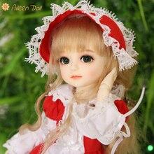 AI Aileen Bambola Gaby BJD SD vestiti per le Bambole 1/6 Modello Del Corpo Delle Ragazze Dei Ragazzi di Alta Qualità Negozio di Giocattoli Figure In Resina Set Completo