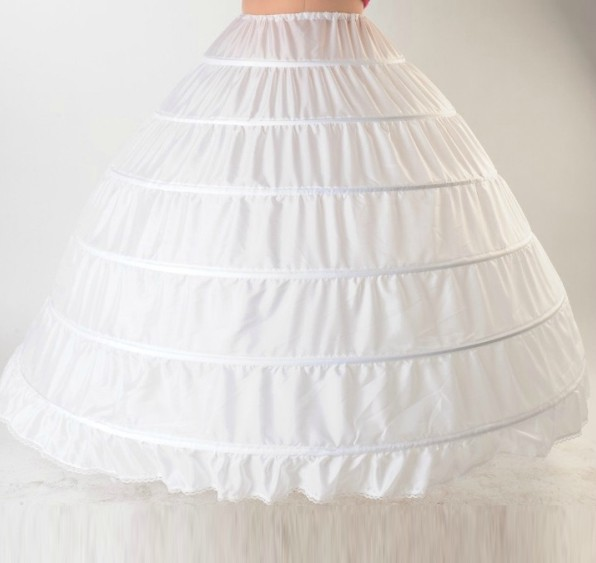 Cheap Wedding Panniers Steel 6 Bride Wedding Dress Brace Diameter 125 Big Slip Steel Panniers Free Shipping