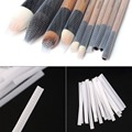 20 x Hot Wholesale White Mesh Make Up Cosmetic Brushes Guards Protectors Cover