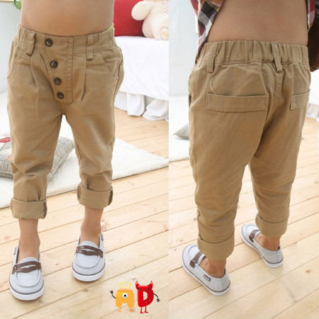 Popular Khaki Pants Girls-Buy Cheap Khaki Pants Girls lots from ...