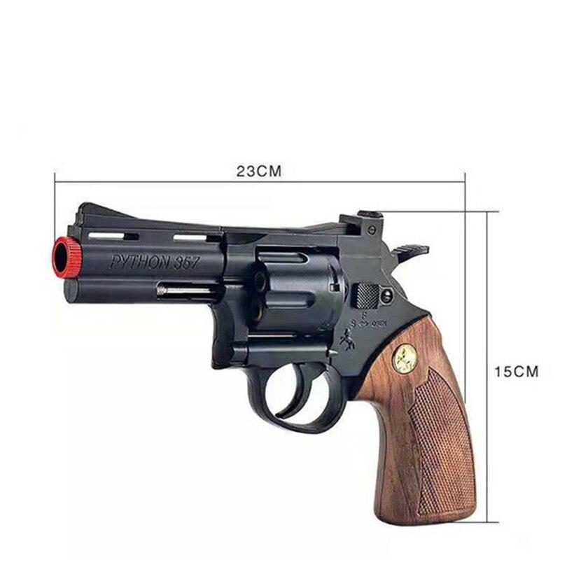 Boîte d'origine offre spéciale Revolver Avec de L'eau Douce Balles Pour En Plein Air CS Activités Manuel Jouet Pistolet Guns Enfants Présente
