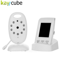 E808 Baby Care Safety Portable Radio Set Wireless Audio Kid Monitor With Temperature Bedwetting Alarm