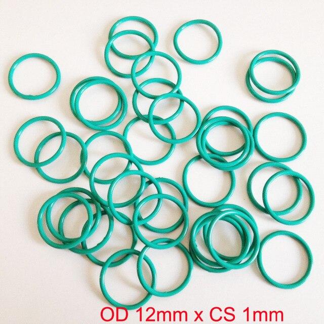 Aliexpress.com : Buy OD 12mm x CS 1mm viton fkm o ring oring o ring ...
