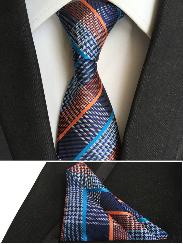 Top мужские Fashion галстуки карман Square галстук костюм для мальчиков, футболка + штаны мужские галстуки бизнес полиэстер SILK Галстук платок розов…