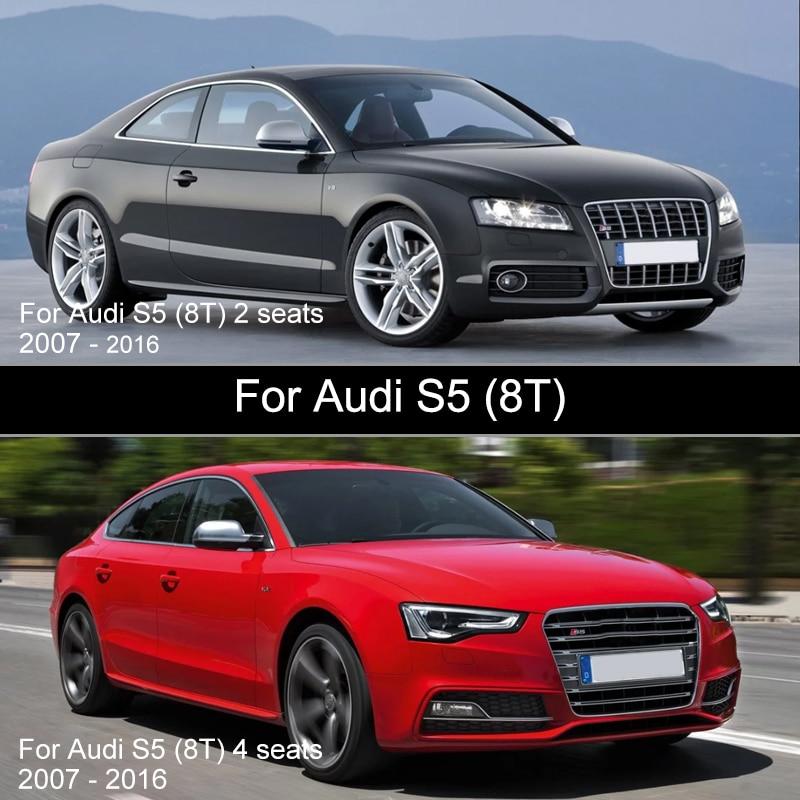 ROWNFUR D Car Mats For Audi S T Custom Car Floor Mats PU - Custom audi s5