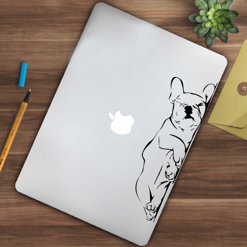 French Bulldog Vinyl Sticker