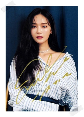 signed Jessica Jung Soo Yeon autographed photo K-POP  6 inches free shipping 102017A jung jung ls 990 vert fonce 32050 клавиша 1 я lc99032050