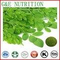 100g Pure Moringa oleifera/Horseradish árvore de folhas Em Pó com frete grátis