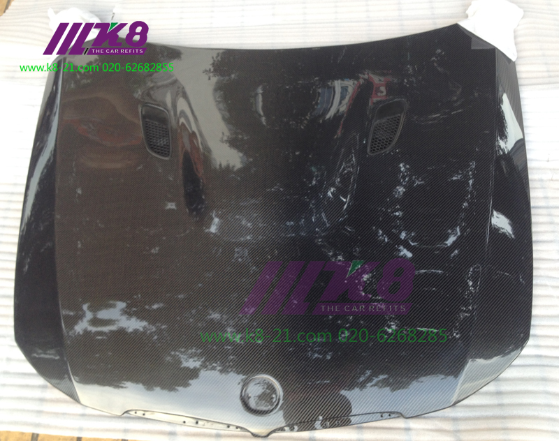 Carbon Fiber Hoods For BMW E90 M3 05 08 M3 Style