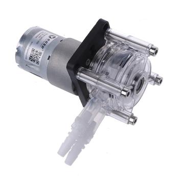 DC 12 24V pompa perystaltyczna duży przepływ pompa dozująca próżniowe akwarium laboratorium analityczne #0305 # tanie i dobre opinie SAILFLO NONE Other Elektryczne CN (pochodzenie)