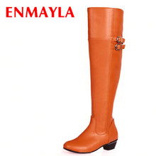Free shipping autumn and winter high-heeled high boots Knight boots white black brown orange travel boots цена в Москве и Питере