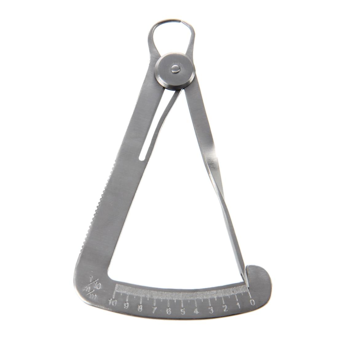 Jeweller Stone Diamond Gauge Measuring Caliper Metal Tool