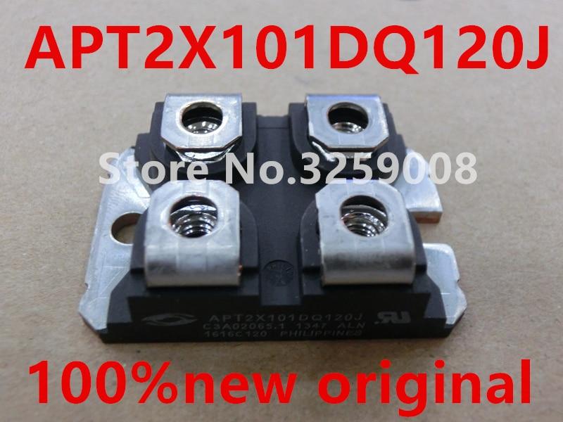 все цены на APT2X101DQ120J 100% new imported original 1PCS онлайн