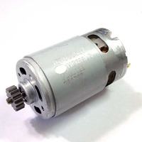 HC683LG DC Motor 18V With Gear 16 Teeth For BLACK DECKER Drill Screwdriver Accessories