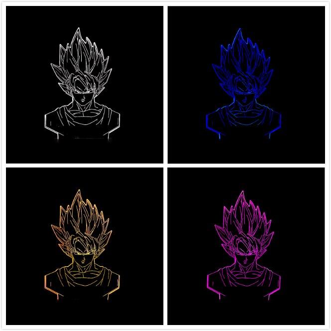 Luzes da Noite limitada superheroled levou lâmpadas de Function 3 : Stage Lighting Effect/wedding Decor/house Decoration