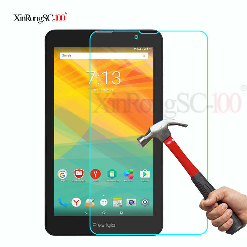 9 H szkło hartowane folia ochronna LCD Protector dla 7 cal obsługi Prestigio Wize 3427 3G PMT3427_3G_C pmt3427c pmt3427 pmt 3427 tablet