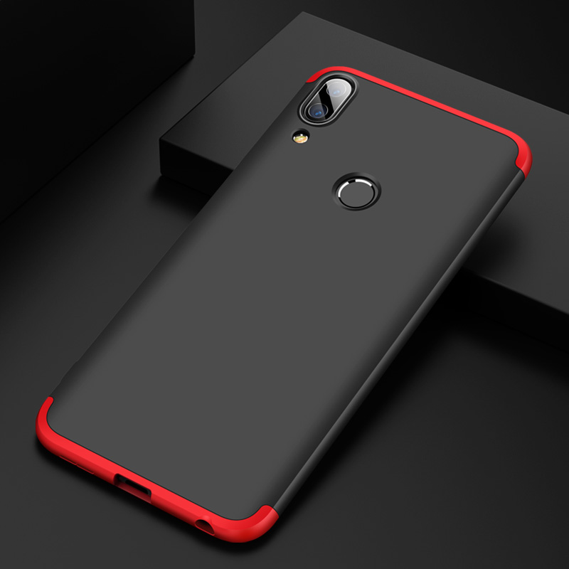 Case for <font><b>ASUS</b></font> <font><b>Zenfone</b></font> <font><b>Max</b></font> <font><b>Pro</b></font> M1 ZB602KL ZB 602KL X00TD Case Dual Armor <font><b>360</b></font> Full Protection Shockproof Hard Hybrid PC 3 In <font><b>1</b></font> image