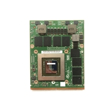 Quadro K4100M 4GB GDDR5 MXM3 0b VGA Card N15E Q3 X8T6N 0X8T6N CN 0X8T6N for Precision