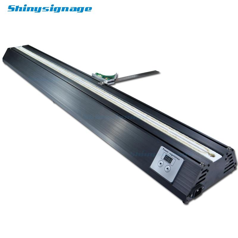 2018 new Dry type acrylic bending machine heater Plexiglass PVC Plastic board advertising channel bender
