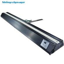 2020 nuovo tipo Secco acrilico flessione macchina di riscaldamento/riscaldamento Plexiglass PVC bordo di Plastica pubblicità canale bender