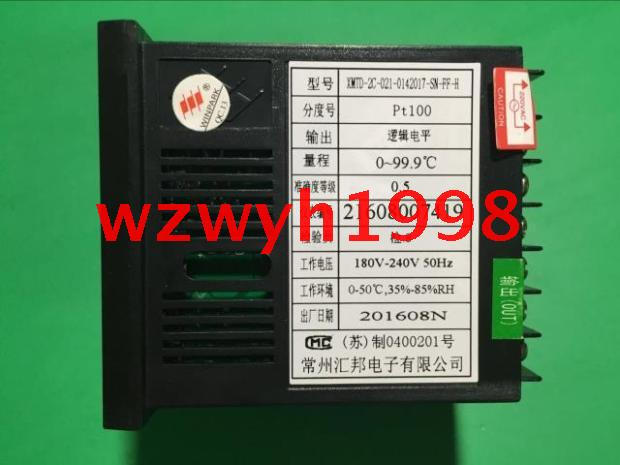 WINPARK Changzhou Huibang logic level XMTD-2CB thermostat XMTD-2C-021-0142017-SN-FF-H genuine winpark changzhou huibang xmtd 2c temperature controller xmta 2c 011 0111013 intelligent temperature control
