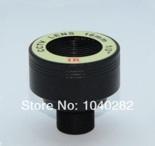 CCTV LENS 16mm MTV M12 cctv Camera lens Big lens small interface The trigger lens free shipping