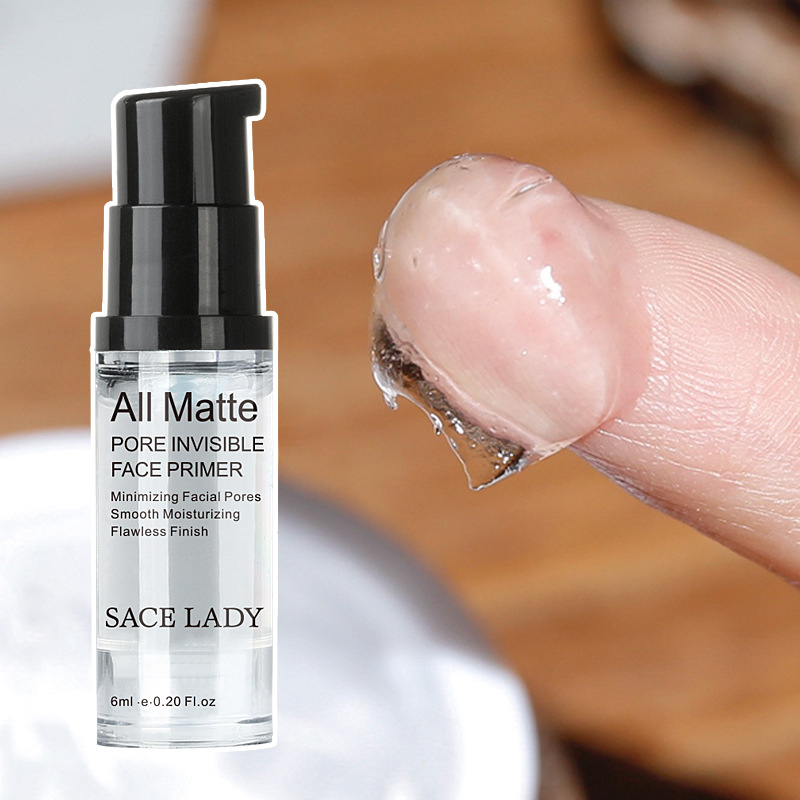 SACE LADY Face Pores Hydrating Makeup Base Primer Liquid Moisturizer Whitening Cosmetic Long Lasting Facial Makeup TSLM1 3