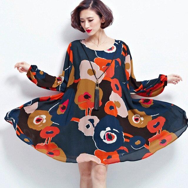 Lange jurk 140