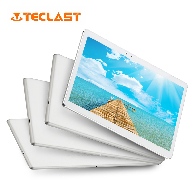 10.1 inch Tablet PC Teclast Master T10 Android 7.0 2560 x 1600 MT8176 Hexa Core 13.0MP 4GB RAM 64GB ROM Tablet Teclast T10 teclast tbook11 10 6 win10 android5 1 4gb 64gb 2in1 tablet black