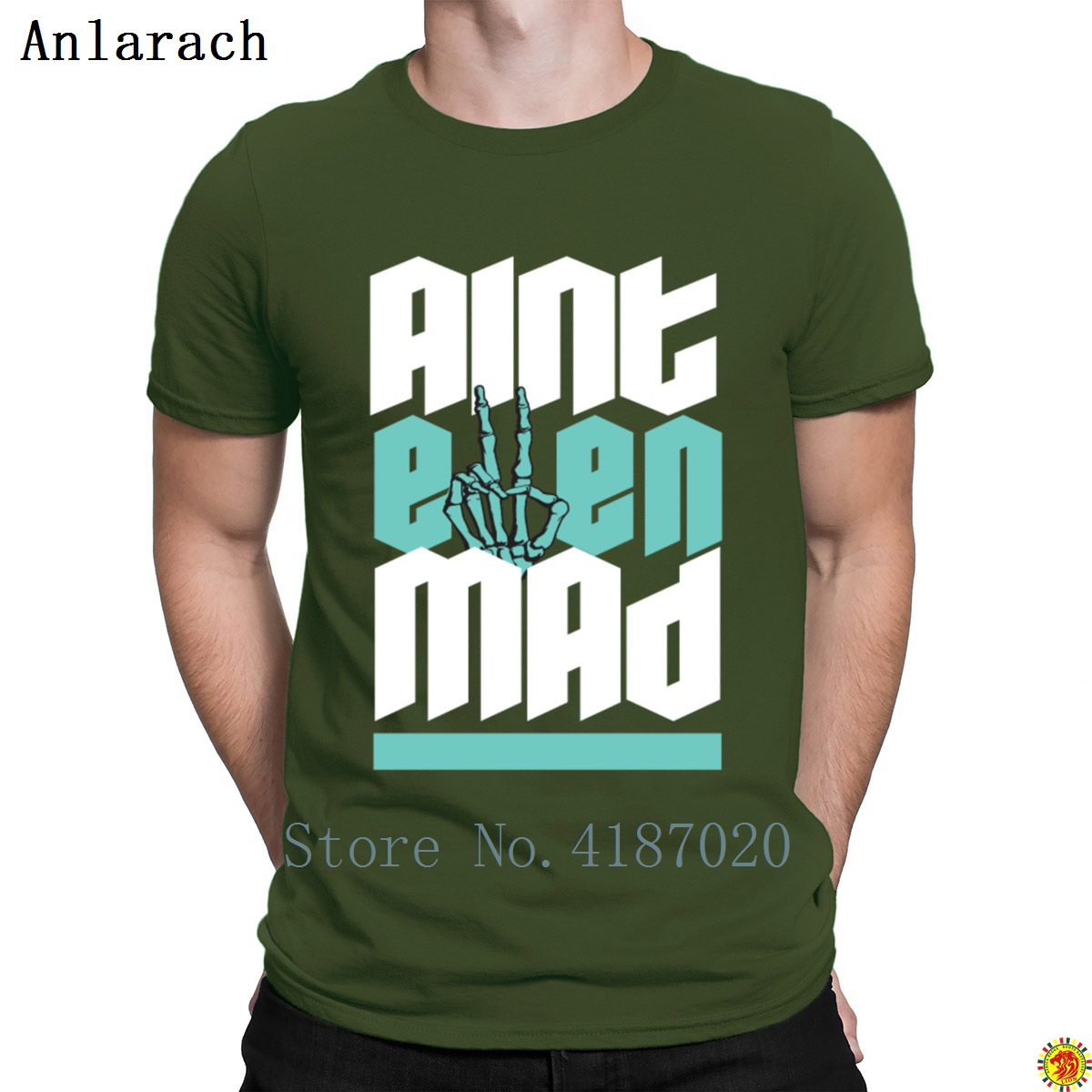 Aint Even Mad Tshirt Gift Character Websites New Fashion Men S Hip Hop Letter Sunlight In T Shirts From Clothing Accessories On