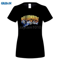 GILDAN T Shirt Women Billionaire S Club BBC Yellow Blue Logo Free Shipping Male T Shirts