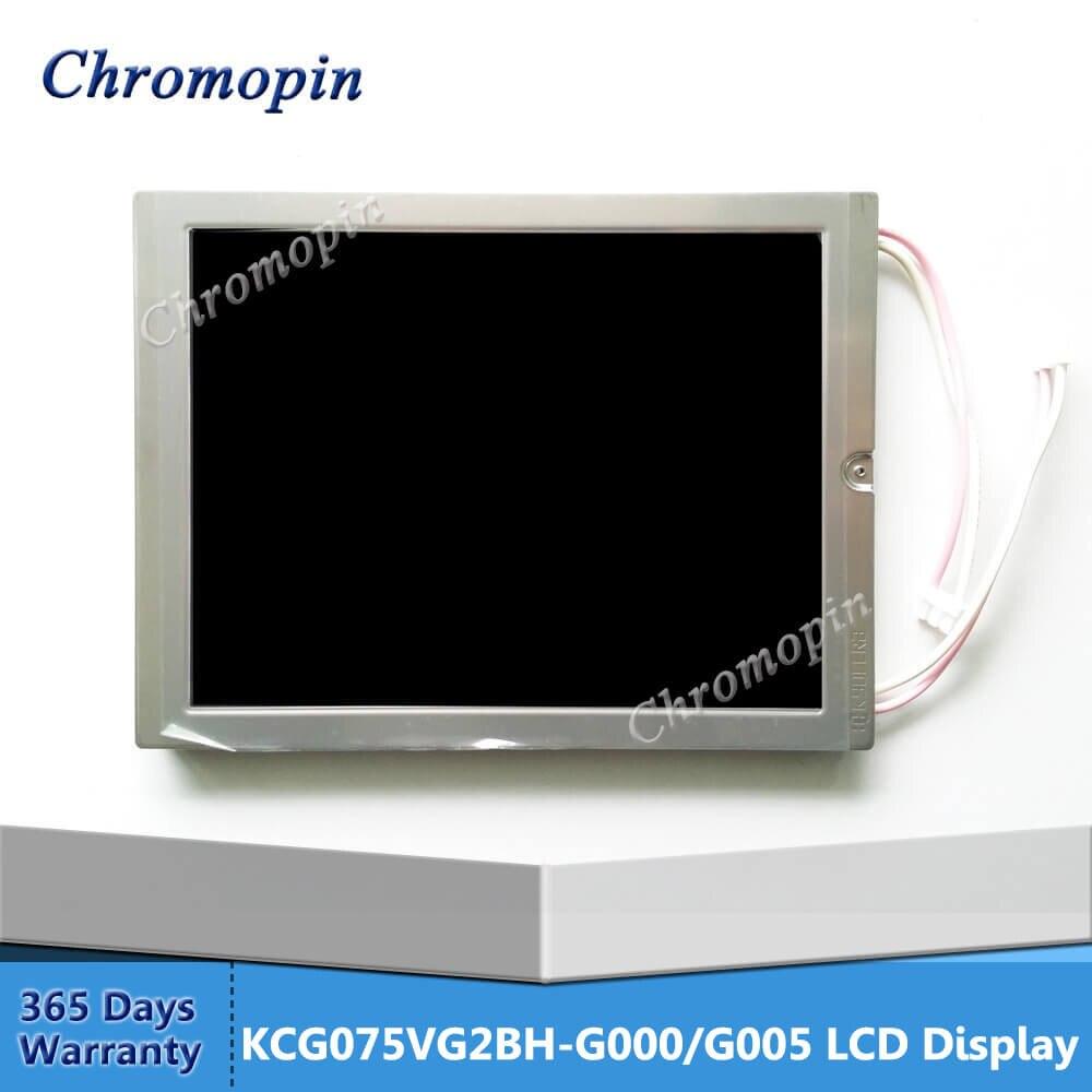 Nouveau KCG075VG2BH-G000 7.5 pouces LCD panneau daffichage OriginalNouveau KCG075VG2BH-G000 7.5 pouces LCD panneau daffichage Original