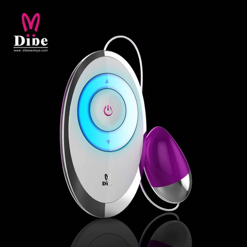 DIBE EGG Touch 20 speed vibrating eggs Wired remote control waterproof bullet vibrating adult sex toys