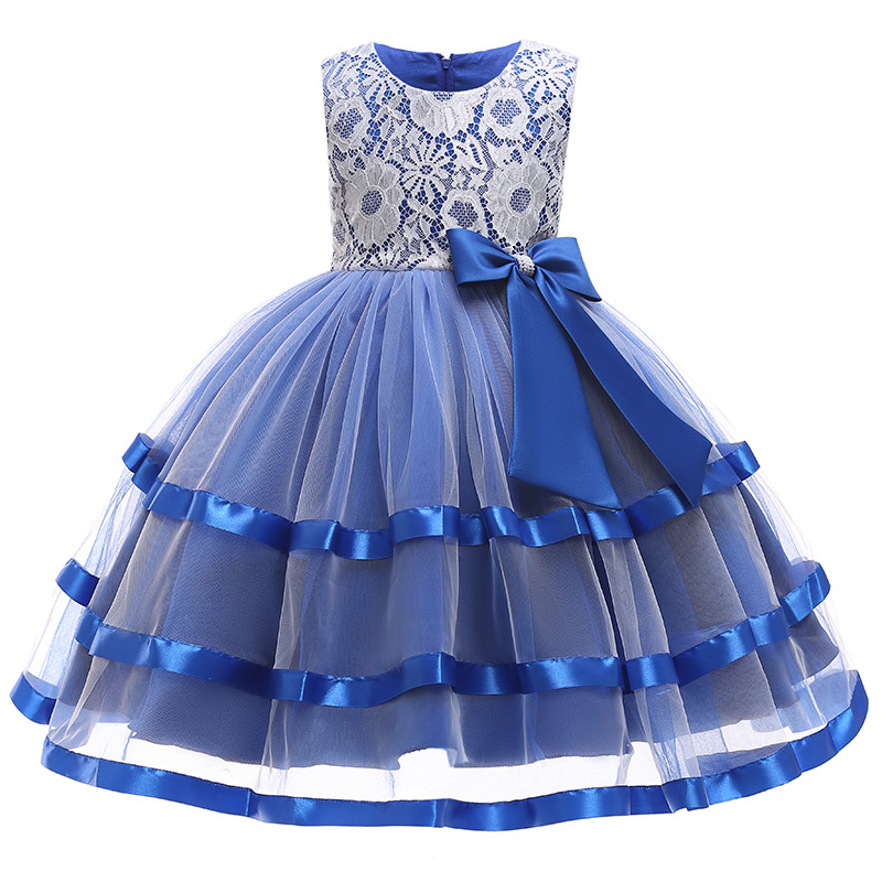 Wedding Girls Dress Princess Clothing  Baby Costume First Communion Ball Gown Evening Dresses Prom Dress For Girls Ladies Dress