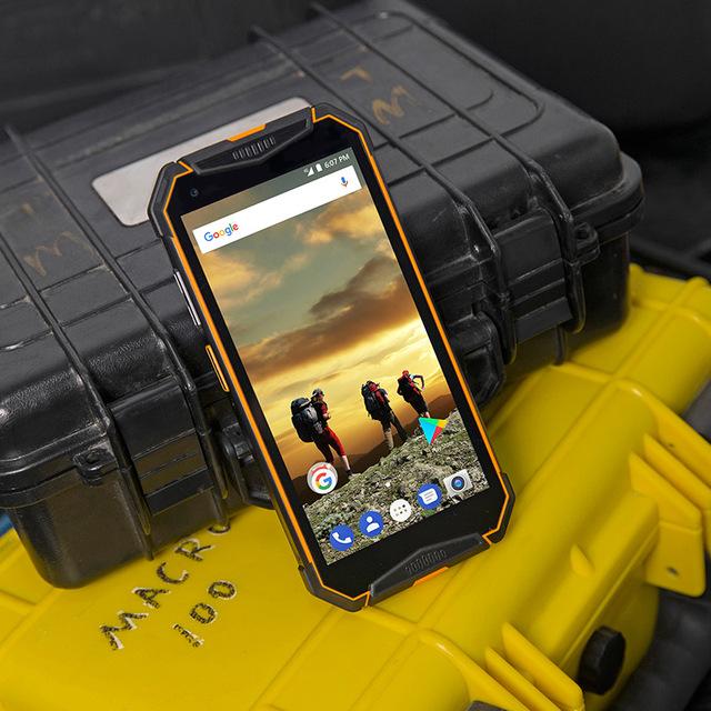Ulefone Armor 3 Global Version 10030mAh 4GB RAM 64GB ROM Smartphone IP68 Waterproof Mobile Phone Android 8.1 5.7″ Octa Core 21MP