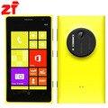 Lumia 1020 nokia lumia 1020 abierto original gsm 3g y 4g windows mobile teléfono ram 2 gb 32 gb interna teléfono inteligente de almacenamiento