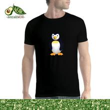 Penguin Animals Funny Men T-shirt S-3XL New T Shirts Tops Tee Unisex  High Quality Casual Printing
