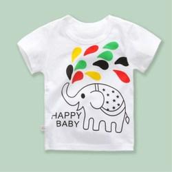 Новинка 2018 года, футболки для мальчиков и девочек хлопковые футболки с короткими рукавами с героями мультфильмов детская одежда серого цве...