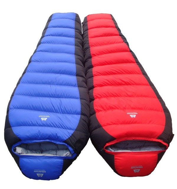 15 For Russian 0 Degree 1 4 Kg Outdoor Down Sleeping Bag Mummy