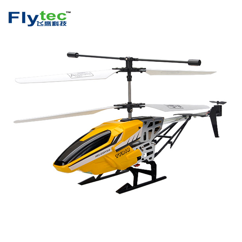 Flytec TY918 3.5CH rc metal helicopter with Gyro radio remote control rc helicopter drone Kid Toys for Gift Toy for children yizhan i8h 4axis professiona rc drone wifi fpv hd camera video remote control toys quadcopter helicopter aircraft plane toy